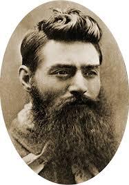 Photograph of Ned Kelly on the day before his execution