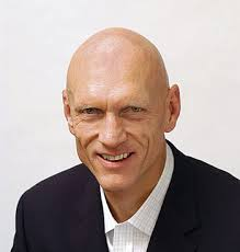 Peter Garrett, AM. Perhaps Australia's most recognisable 'eggshell blonde'.