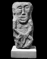 12th c. sheela-na-gig. Source: British Museum